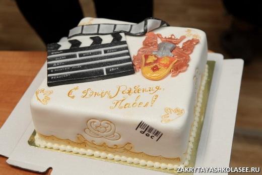 Поздравление режиссера с днем рождения