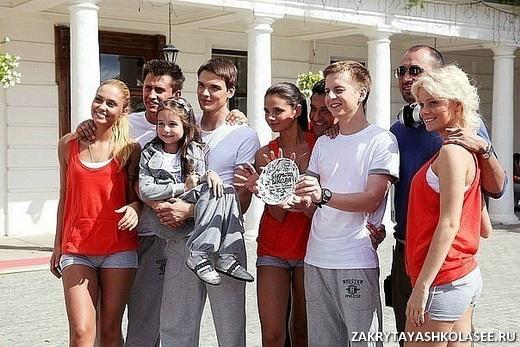 Алексей коряков и его жена и дети фото